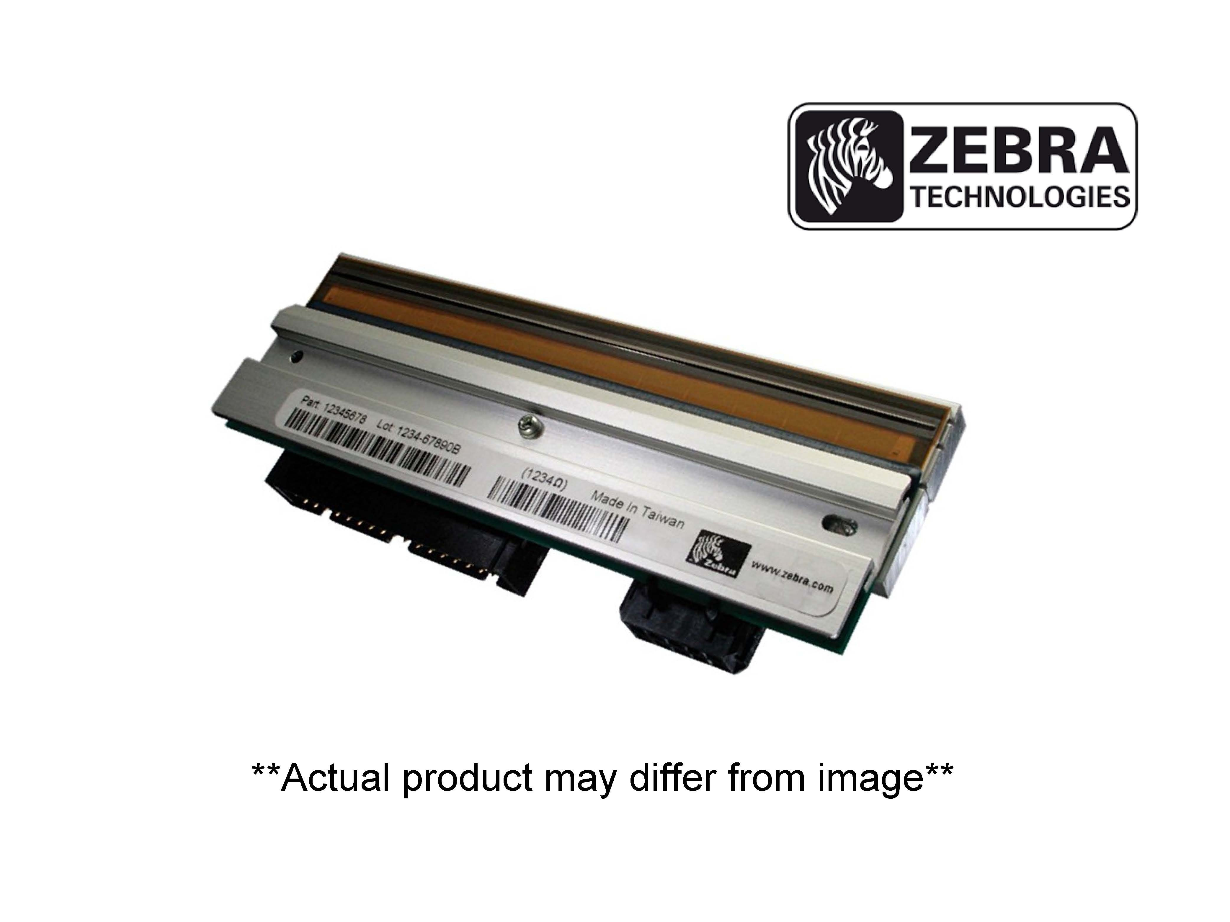 Zebra GK420d Printhead - Blanco Labels