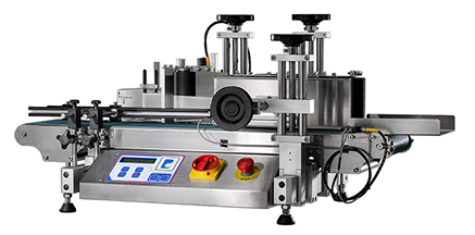 bottle labeling equipment